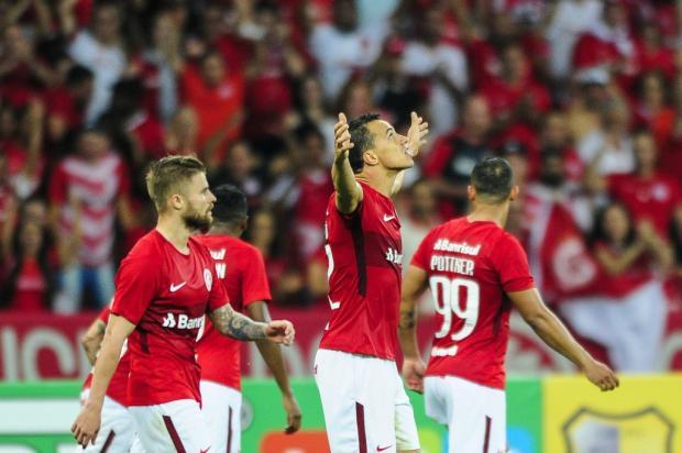 """Guerrinha: """"Inter mostrou que é superior ao restante da turma"""" Félix Zucco / Agência RBS/Agência RBS"""