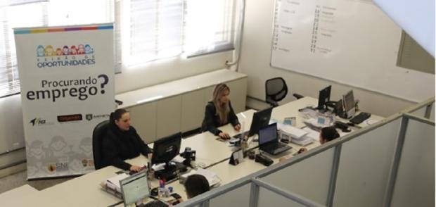 Nova agência fará mutirão de empregos no Centro de Porto Alegre Tadeu Vilani / Agência RBS/
