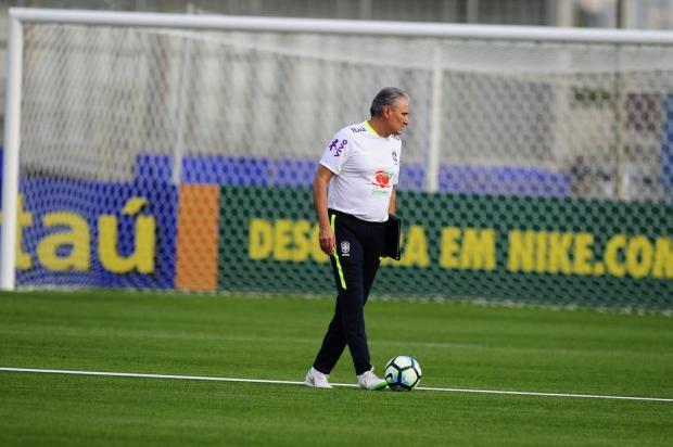 """Luciano Périco: """"Cheiro de Copa"""" Fernando Gomes/Agencia RBS"""