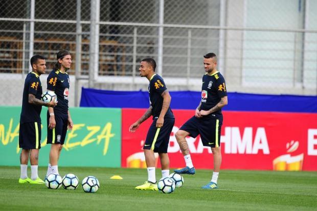 """Guerrinha: """"É quase uma certeza que Luan não será negociado"""" Fernando Gomes/Agencia RBS"""