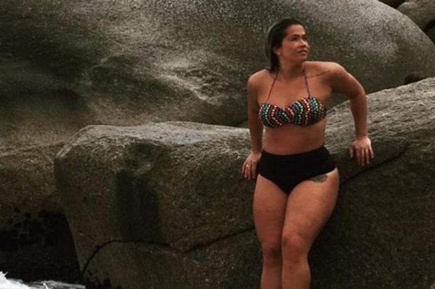 Ex-BBB Fani Pacheco é aprovada em vestibular de medicina Instagram/Reprodução