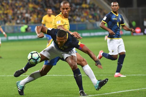 """Zé Victor Castiel: """"A vez das retrancas no futebol"""" NELSON ALMEIDA / AFP/AFP"""