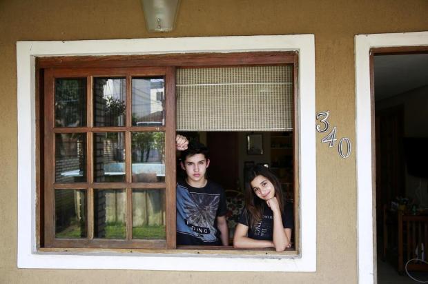 Qual a hora certa de deixar os filhos ficarem sozinhos em casa? Anderson Fetter/Agencia RBS