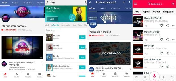 Conheça aplicativos e canais para soltar a voz Google / Reprodução/Reprodução