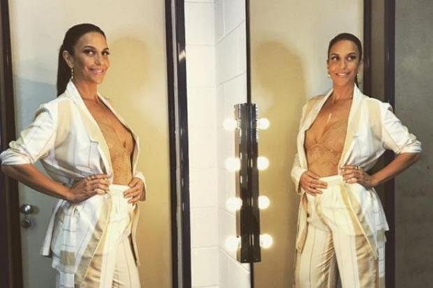 Ivete Sangalo confirma gravidez e anuncia que terá gêmeos Instagram/Reprodução