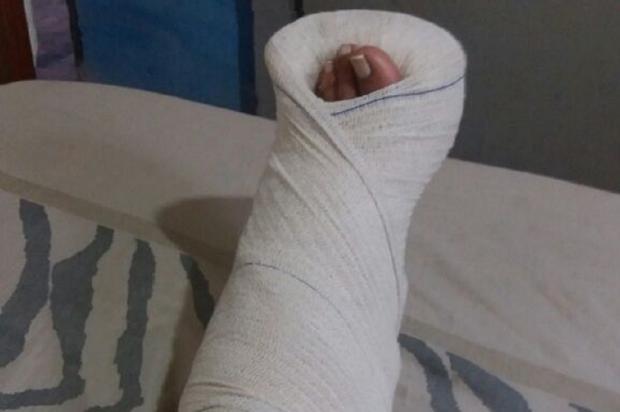 Depois de dois meses, moradora de Viamão consegue fazer cirurgia Arquivo Pessoal / Leitor/DG/Leitor/DG