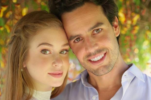 Marina Ruy Barbosa se casa no civil com o piloto Xandinho Negrão Instagram/Reprodução