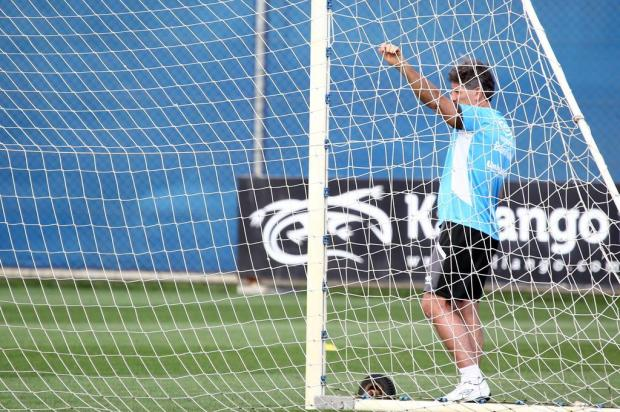 "Luciano Périco: ""Tricolor no divã"" Jefferson Botega/Agencia RBS"