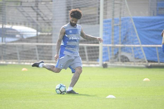 "Luciano Périco: ""Verbos para o tri"" Ronaldo Bernardi/Agencia RBS"