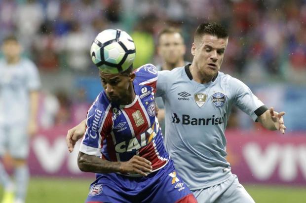 Guerrinha: derrota deixa o Grêmio à espera de um milagre LÚCIO TÁVORA/AGÊNCIA TEMPO/ESTADÃO CONTEÚDO