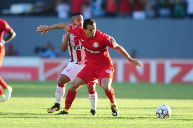 Zé Victor Castiel: Inter fez o dever de casa, mas fica a vontade de mais Ricardo Duarte/Internaciona/Divulgação
