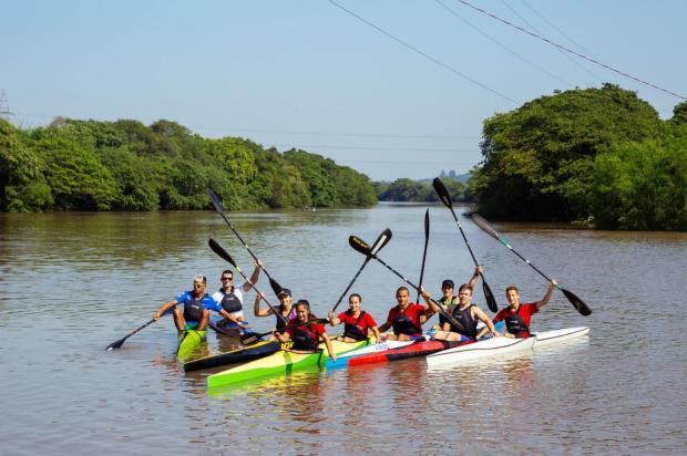 Atletas de projeto social gaúcho representarão o Brasil em competições internacionais de canoagem Omar Freitas/Agencia RBS