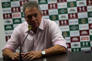 """Zé Victor Castiel: """"A opção Abel"""" LUCAS MER¿?ON / Divulgação Fluminense/Divulgação Fluminense"""