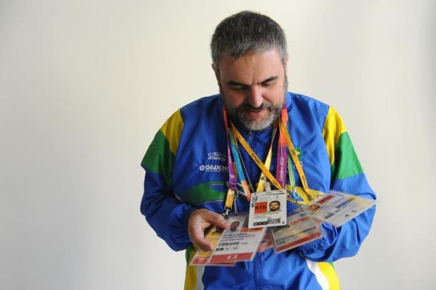"""Zé Alberto Andrade relembra as três décadas de carreira e projeta o futuro: """"Continuo com toda a minha energia"""" Luiz Armando Vaz/Agencia RBS"""