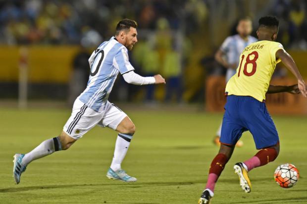 "Cacalo: ""Estou entre aqueles que torcem para Uruguai e Argentina"" Pablo COZZAGLIO / AFP/AFP"