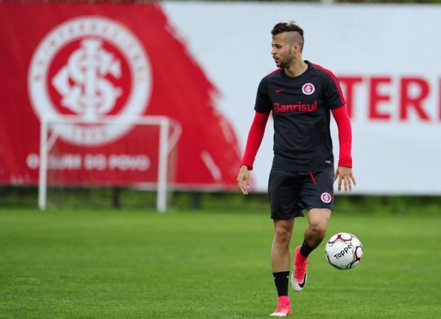 """Guilherme Becker: """"Não há dúvidas de que Nico deve ser o substituto de Pottker"""" Fernando Gomes/Agencia RBS"""