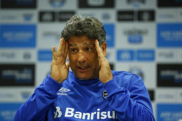 """Luciano Périco: """"Grêmio terá duas semanas para resgatar o futebol perdido"""" Isadora Neumann/Agência RBS"""