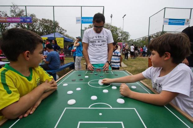 Festa das Crianças no Marinha do Brasil será neste domingo Joel Vargas/PMPA