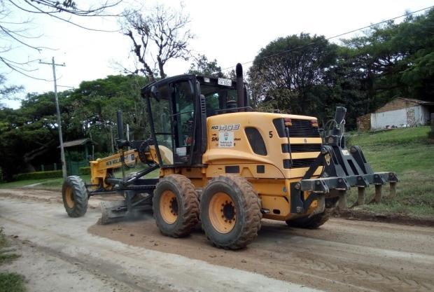 Após reportagem do DG, prefeitura inicia manutenção em estradas da Zona Sul Arquivo Pessoal / Leitor/DG/Leitor/DG