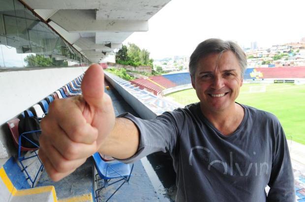"""Luciano Périco: """"Winck, o cara"""" Roni Rigon/Agencia RBS"""
