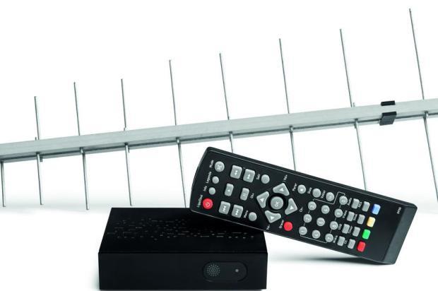 Faltam 90 dias para o desligamento do sinal analógico: garanta seu kit da TV digital no Junte & Pague divulgação/divulgação
