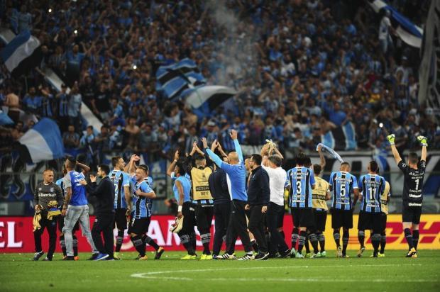 """Luciano Périco: """"Depois de 10 anos, o Tricolor volta a sonhar com o tri"""" Félix Zucco/Agencia RBS"""