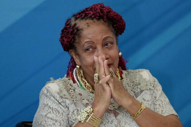 """Mas que dureza! O povo dá dicas para ministra viver """"só"""" com pouco mais de R$ 30 mil por mês ANDRESSA ANHOLETE/AFP PHOTO"""