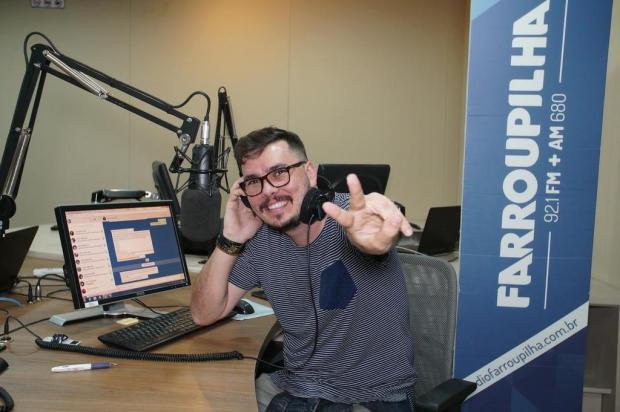 """Estreante na Rádio Farroupilha, Rodrigo Adams comemora nova etapa: """"Vou me descobrir no ar"""" Divulgação/Divulgação"""