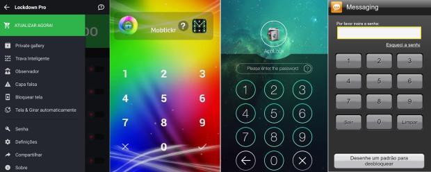 Conheça aplicativos que ajudam a proteger a privacidade do seu celular Reprodução / Google Play/Google Play