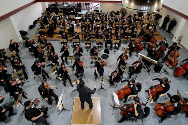 Escola de Música da Ospa recebe inscrições de crianças e jovens até sexta-feira Bruno Alencastro/Agencia RBS