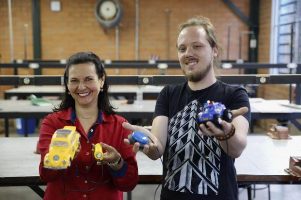 Feevale busca brinquedos para adaptá-los para crianças com paralisia cerebral Anselmo Cunha/Especial