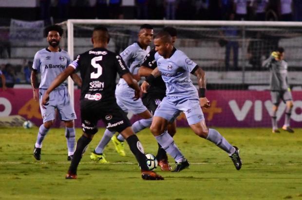 """Cacalo: """"Chegou a nossa vez de vencer sem jogar melhor"""" Eduardo Carmim/PHOTO PREMIUM/Lancepress!"""