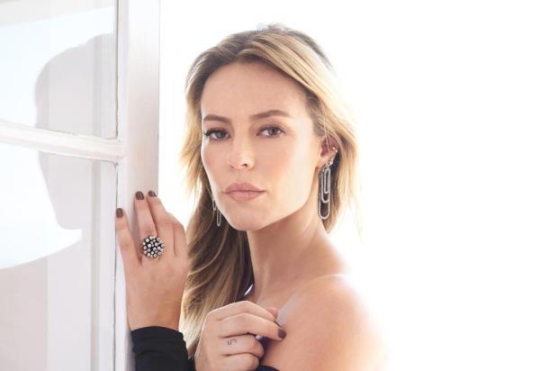 """Eleita a mais sexy do ano, Paolla Oliveira fala sobre a boa forma: """"Parei de tentar me encaixar em um padrão"""" Miro/Revista VIP / Divulgação"""