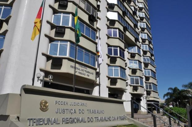 Mobilização contra reforma trabalhista terá caminhada em Porto Alegre nesta sexta-feira Divulgação/Secom TRT4