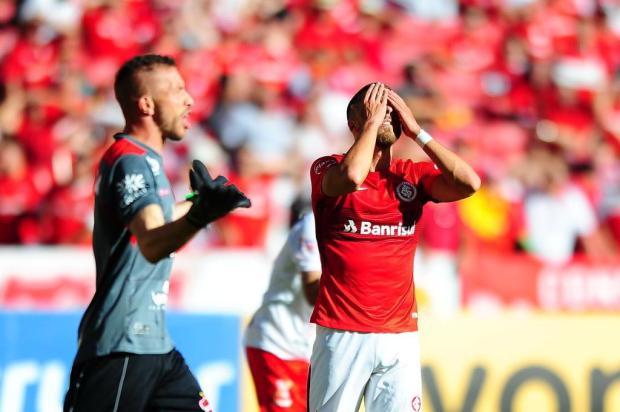 """Luciano Périco: """"Volta adiada"""" Carlos Macedo/Agencia RBS"""
