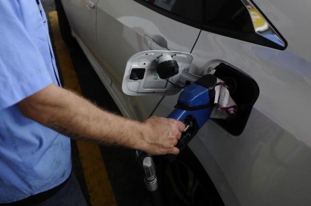 Valor da gasolina subiu 28% após nova política de preços da Petrobras Patrick Rodrigues/Agencia RBS