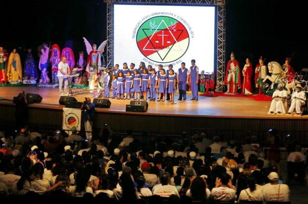 Festa para promover a inclusão e a tolerância religiosa Robinson Estrásulas/Agencia RBS