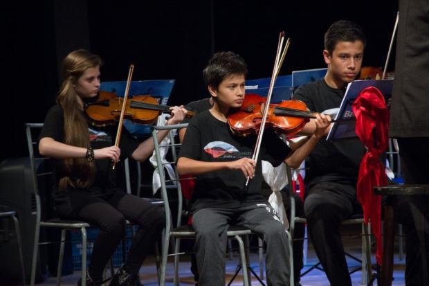 Orquestra Jovem seleciona alunos para 2018 Divulgação / Orquestra Jovem do Rio Grande do Sul/Orquestra Jovem do Rio Grande do Sul