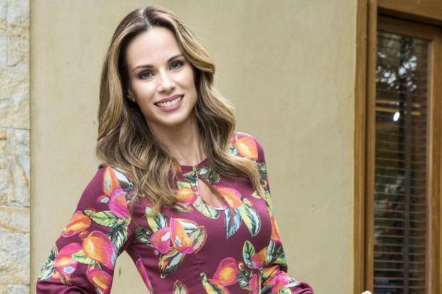 Ana Furtado recebe apoio de artistas e fãs após diagnóstico de câncer de mama Estevam Avellar/TV Globo/Divulgação