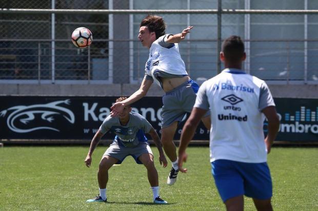 "Guerrinha: ""Agora, tudo é Libertadores"" Jefferson Botega/Agencia RBS"