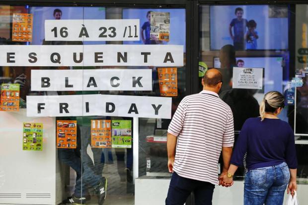 Guia de sobrevivência para a semana da Black Friday Anderson Fetter/Agência RBS