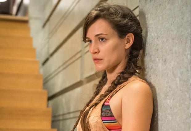 """""""O Outro Lado do Paraíso"""": Internada em hospício, Clara planeja se vingar de Sophia João Cotta / TV Globo/TV Globo"""