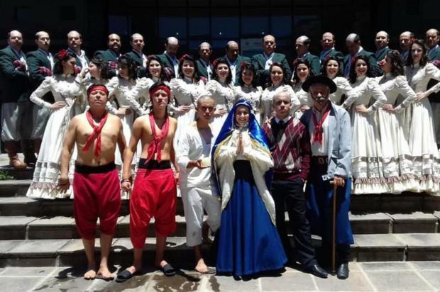 Vencedor do Enart 2017, CPF Piá do Sul busca o bicampeonato reprodução/facebook
