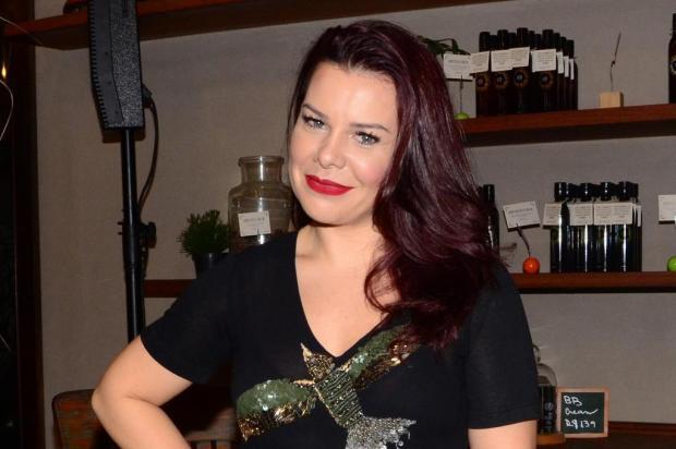 Fernanda Souza comemora sucesso como apresentadora e não pensa em voltar a atuar AgNews/AgNews