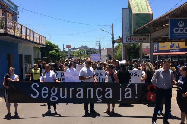 Roubos violentos fazem Taquari pedir socorro por mais segurança Divulgação/Arquivo Pessoal/Maicon Costa