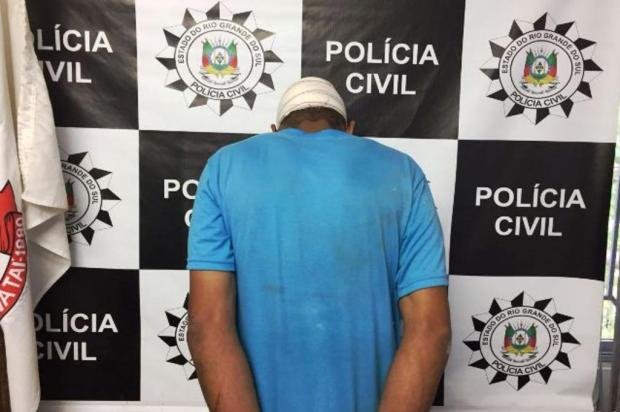 Preso suspeito de matar português após assalto a ônibus em Gravataí Policia Civil/Divulgação