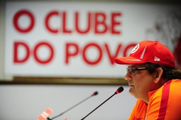 """Zé Victor Castiel: """"O novo técnico tem que vir para administrar e não para 'apagar incêndios'"""" Fernando Gomes / Agência RBS/Agência RBS"""