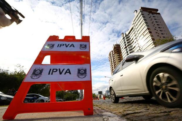 Pagamento antecipado do IPVA nas lotéricas só será possível na terça-feira Carlos Macedo/Agencia RBS