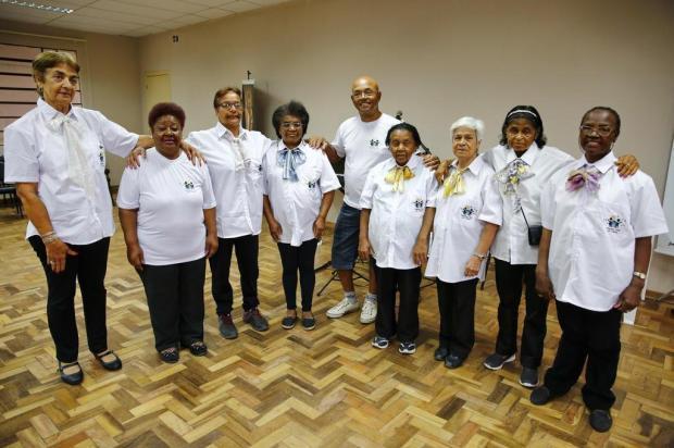 Natal do Bem: doação de alimentos ajuda aposentados em ONG de Porto Alegre Robinson Estrásulas/Agencia RBS