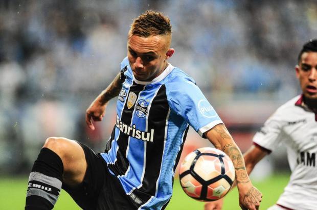 """Guerrinha: """"O Grêmio está em vantagem, o que não é pouco"""" Félix Zucco/Agencia RBS"""